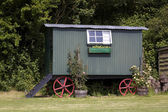 Shepherds Hut — Foto de Stock