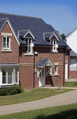 New Build — Stock Photo