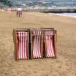 Deck Chairs — Stockfoto #3771409