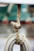 Twisted Rope — Stock Photo