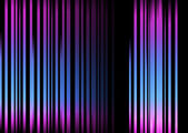 Blue and purple Stripes — Stock Photo