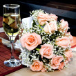 Wedding bouquet — Stock Photo #2772562