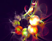 Abstract balloon — Stock Photo