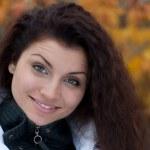 Beautiful smiling woman — Stock Photo #2709453