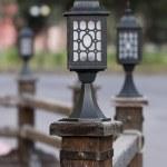 Street lamp. — Stock Photo