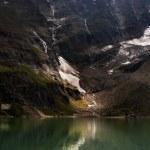 Melting glacier — Stock Photo