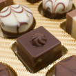 Chocolate pralines — Stock Photo #3842312