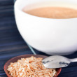Rice tea — Stock Photo