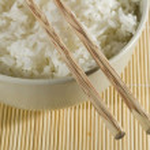 Rice bowl — Stock Photo #2801724