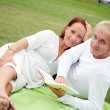 Romantic picnic — Stock Photo #2801736
