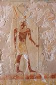 Temple of queen Hatsepsut, Egypt — Stock Photo