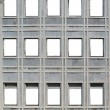 Royalty-Free Stock Photo: Empty frames building facade