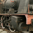 Old steam train — Stock Photo #2992115