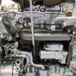 Internal combustion engine by side — Stock Photo #3068806