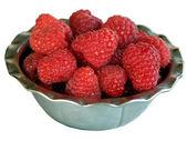 Raspberries — ストック写真