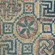 Antique roman mosaic - Stock Photo