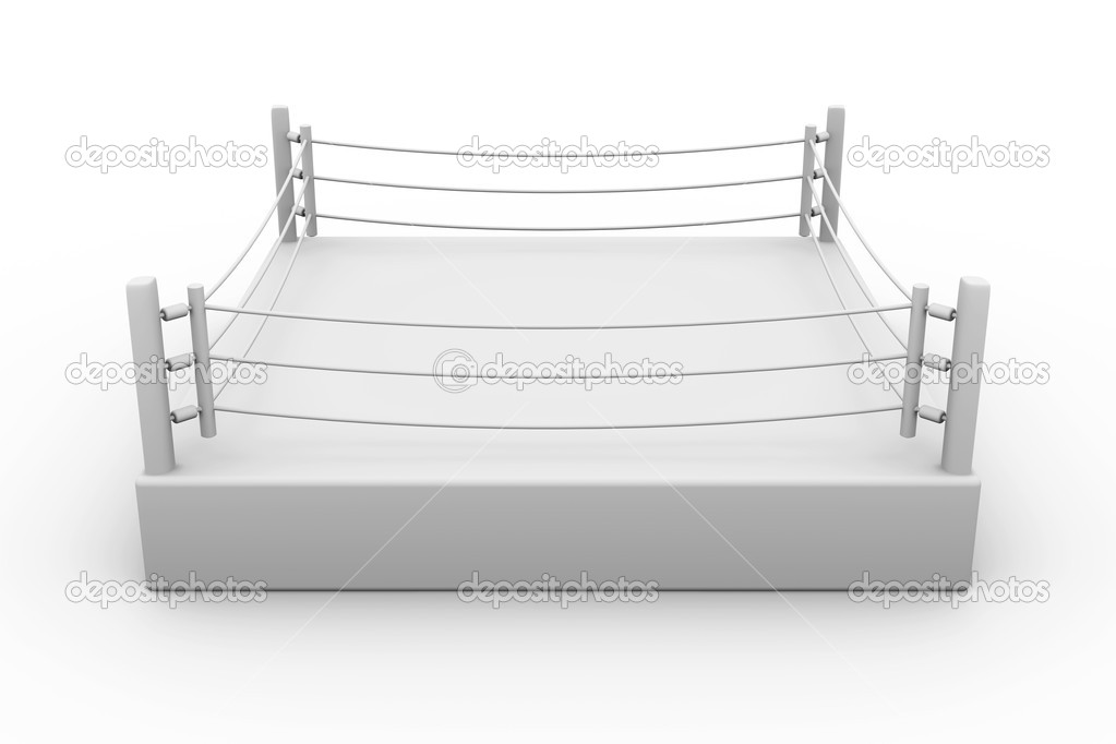 3D Illustration. Isolated on white. — Stockfoto #2771743