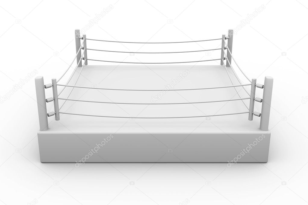 3D Illustration. Isolated on white. — Zdjęcie stockowe #2771743