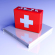 Server first aid — Stock Photo #2864023