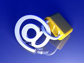 Secure Email — Stock Photo