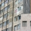 Stock Photo: Rundown Facade in Sao Paulo