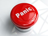 Panic Button — Stock Photo