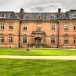 Seventeenth Century Tredegar House - Stock Photo
