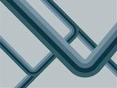 An abstract vector retro background — Stock Vector