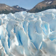 Stock Photo: Perito morenglacier, chile