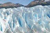 Ledovec perito morena, chile — Stock fotografie