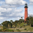 Jupiter Lighthouse — Stock Photo #3795837
