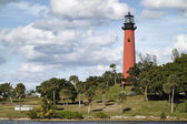 Jupiter Lighthouse — Stock Photo