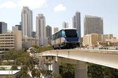 Miami Downtown Mover — Stock Photo