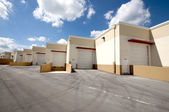 Warehouse Units — Stock Photo
