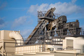 Asphalt Processing Plant — Stock Photo