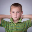 Young boy — Stock Photo