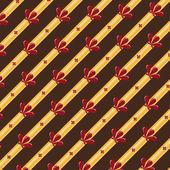 Vintage Seamless Pattern (Vector) — Stock Vector