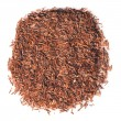 African red Rooibos tea leaves — Foto Stock