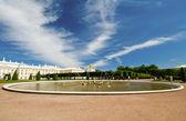 Peterhof Oak fountain — Stock Photo