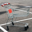 Shopping cart — Stockfoto