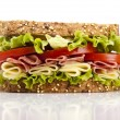 Stock Photo: Sandwich