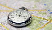 Mapa — Foto de Stock