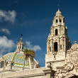 ������, ������: Tower Dome at Balboa Park San Diego