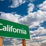 California Green Road Sign - Copy Room — Stock Photo #3163277