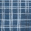 Cotton Blue and White Striped Background — Stock Photo