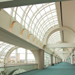 Stock Photo: SDiego Convention Center Architectural Abstract