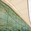San Diego Convention Center Architectural Abstract — Stock Photo