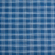 Cotton Blue and White Striped Background — Foto de Stock