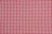 Fundo de toalha de mesa de algodão vermelho e branco quadriculado — Fotografia Stock