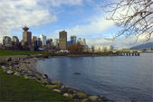 Vancouver Cityscape — Stock Photo